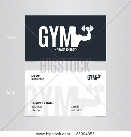 Business Card Gym