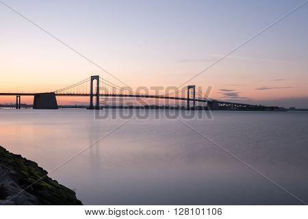 Throgs Neck Bridge - Nyc