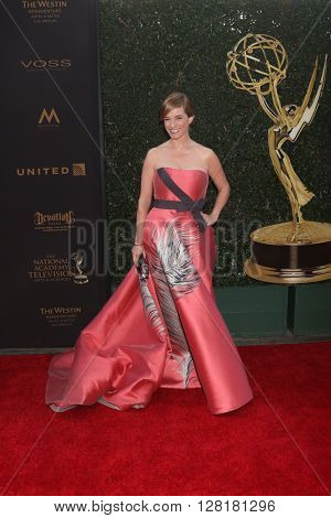 LOS ANGELES - APR 29:  Chef Pati Jinich at the 43rd Daytime Emmy Creative Awards Arrivals at the Westin Bonaventure Hotel  on April 29, 2016 in Los Angeles, CA