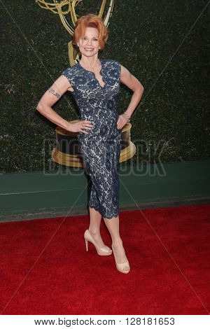 LOS ANGELES - APR 29:  Patsy Pease at the 43rd Daytime Emmy Creative Awards Arrivals at the Westin Bonaventure Hotel  on April 29, 2016 in Los Angeles, CA