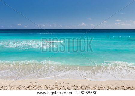 Caribbean Sea Coastline