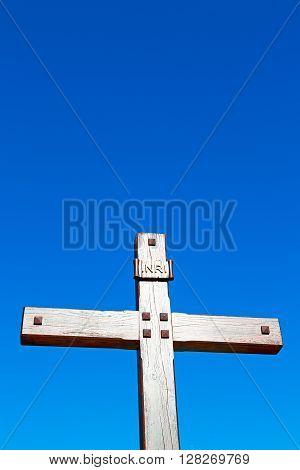Catholic      Sacred    Europe And The Sky Background