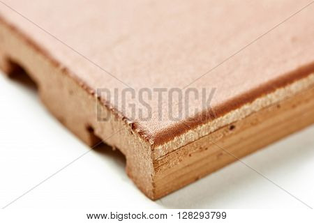 clinker tiles to decorate the facades of buildings