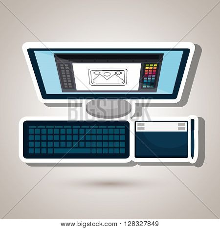 graphic design concept , vector illustration eps10 graphic