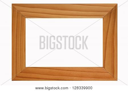 Wood frame rectangular shape. Scope for framing paintings and other decorations.
