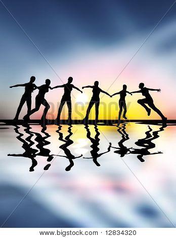 Team spirit - leadership