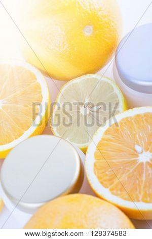 Beauty Facial Cream With Vitamin C