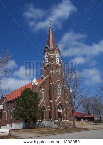 Small-Town Church