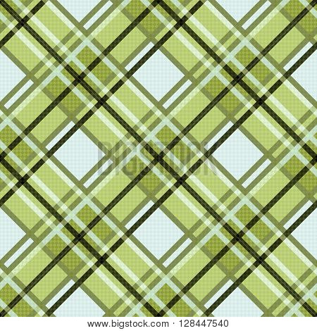 Seamless Diagonal Pattern In Warm Colors