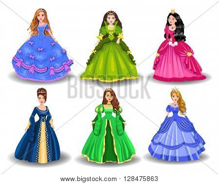 princesses collection