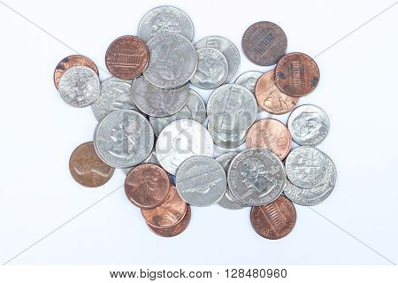 Money and saving concept abstract background, stock photo