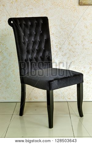 Magnificent Black Chair