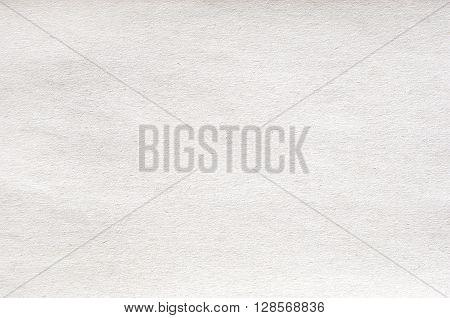 photo on textured paper studio in white