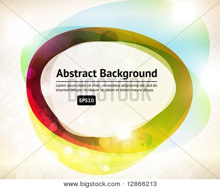 multicolor abstract design