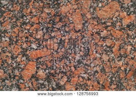 Amazing red granite surface, very beautiful background