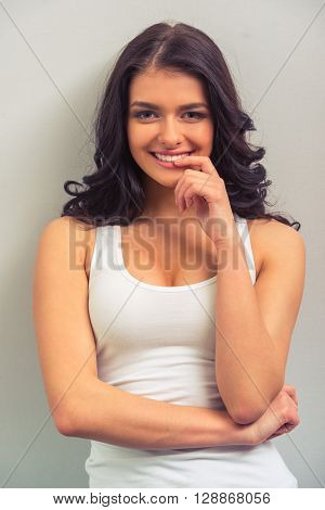 Attractive Young Woman