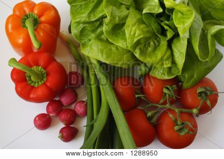 Salad Ingedients