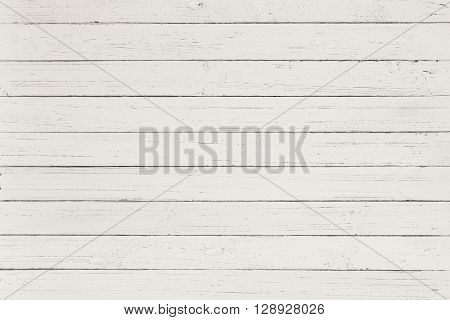 White rustic wood wall texture background White pallet wood board