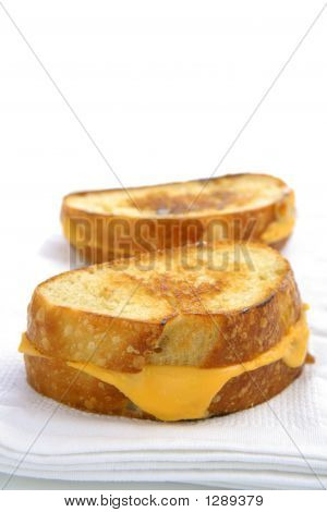 Grilled Cheese On Sour Dough Bread