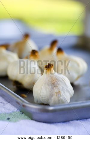 Garlic, Roasted Garlic