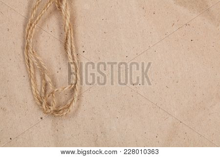 Packing Paper With Rope For Your Design.