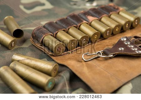 Shotgun, Hunting Cartridges, Hunting Ammunition, Equipment Rifle