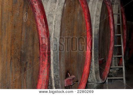 Beaujolais Barrels