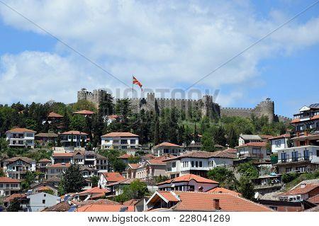 Ohrid Town And Tsar Samuel Fortress, Macedonia