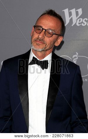 LOS ANGELES - FEB 20:  Daniel J Lester at the 20th Costume Designers Guild Awards at the Beverly Hilton Hotel on February 20, 2018 in Beverly Hills, CA