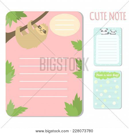 Baby Shower Invitations Cards Vector Poster Greeting Template Kids Paper Layout Design Sheets Dairy
