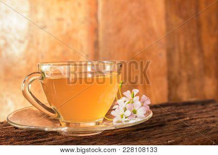 Ginger Teacup