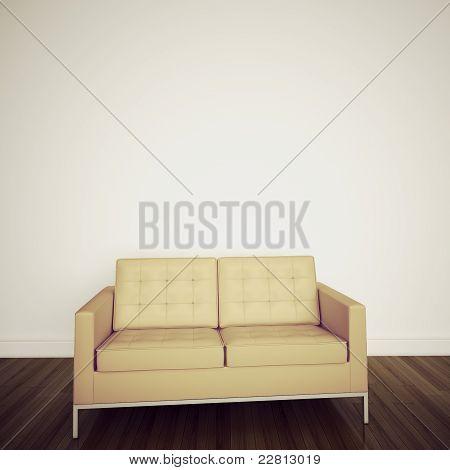 modern Contemporary comfortable interior