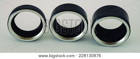 Rings Of Different Sizes To Select The Desired Amount Of Increase.