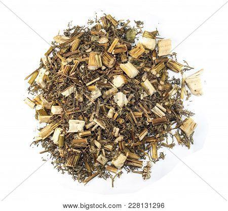 Herba Artemisie Annuae, Chinese Herb Medicine Isolated. Qing Hao