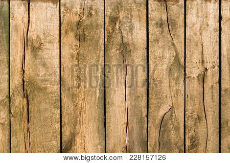 Old Wooden Patterns Horizontal Background Vertical Lines