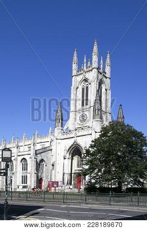 England Sussex Brighton, St.peter's Church