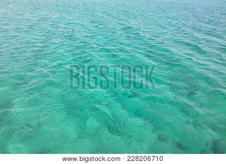 Foto Of Red Sea In Hurgada Wiht A  Turquoise Water