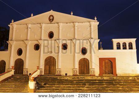 San Francisco Convent in Granada. Granada, Nicaragua. poster