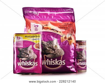 Whiskas Cat Food Products Of Mars Incorporated