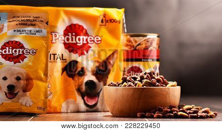 Pedigree Petfoods Products Of Mars Incorporated