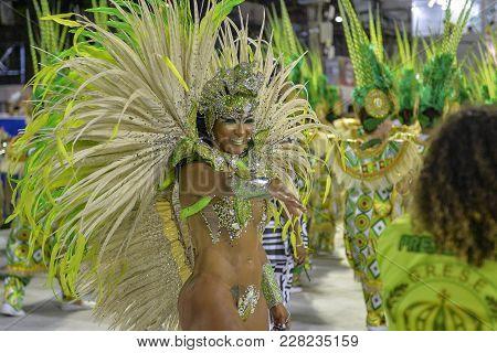 Carnival 2018 – Imperio Da Tijuca