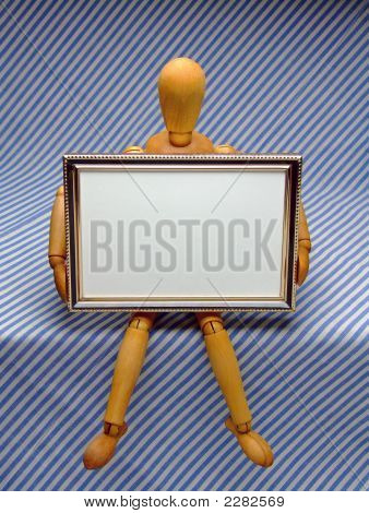 Manikin With Frame /A