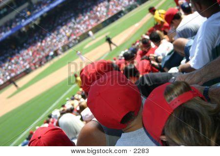 Baseball Crowd 2