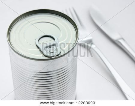 Can And Flatware