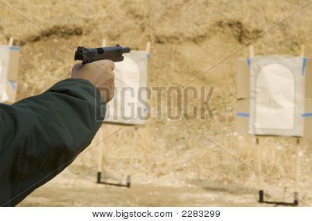 Pistol Shooter