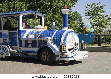 children's locomotive