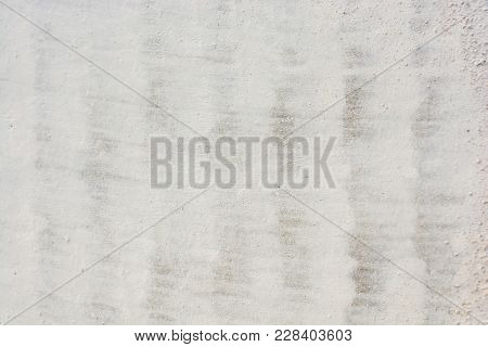 Pattens Are  Formed On A Concrete Background