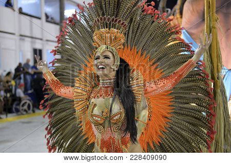 Carnival 2018 – Academicos Do Sossego