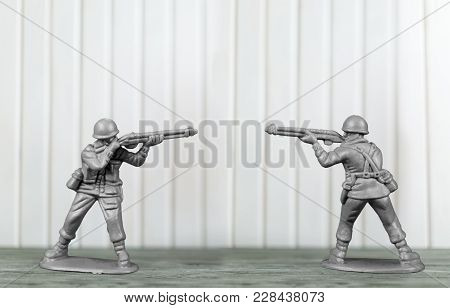Aiming Soldier Toy Soldiers Military Soldier Plastic Soldier Male Soldier Brave Soldier