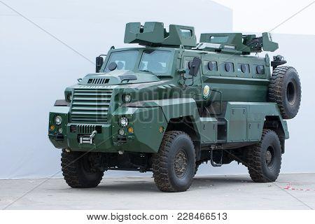 Saudi Security Force Weapons In Janadriyah Festival Essay February 23, 2018 In Riyadh, Saudi Arabia